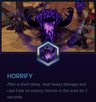 Guldan Horrify