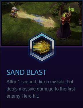 Chromie Sand Blast