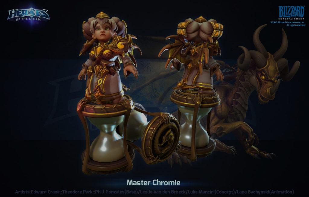 Chromie Master