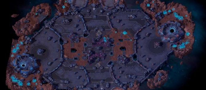 Braxis Holdout map