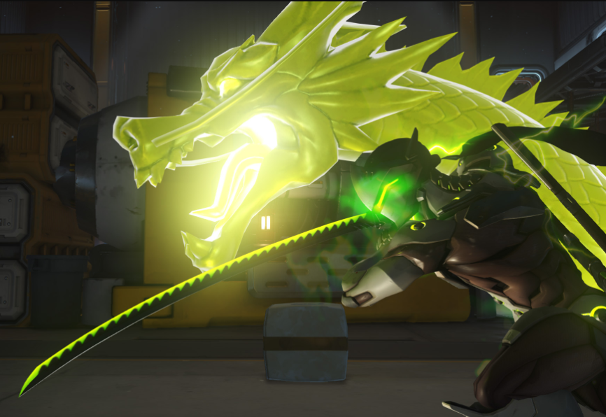 Genji ultimate