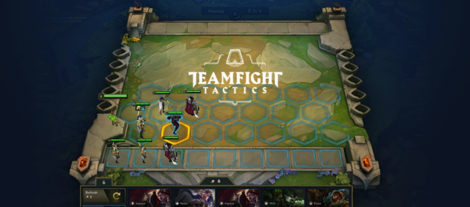 teamfight tactics tft
